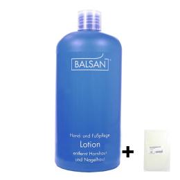 Balsan Fußpflege Hornhautentferner Lotion 500 ml...